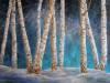 Linda Moskalyk - \'Blue Memories Warm Dreams\'