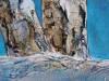 Linda Moskalyk - Detail for \'Blue Memories Warm Dreams\'